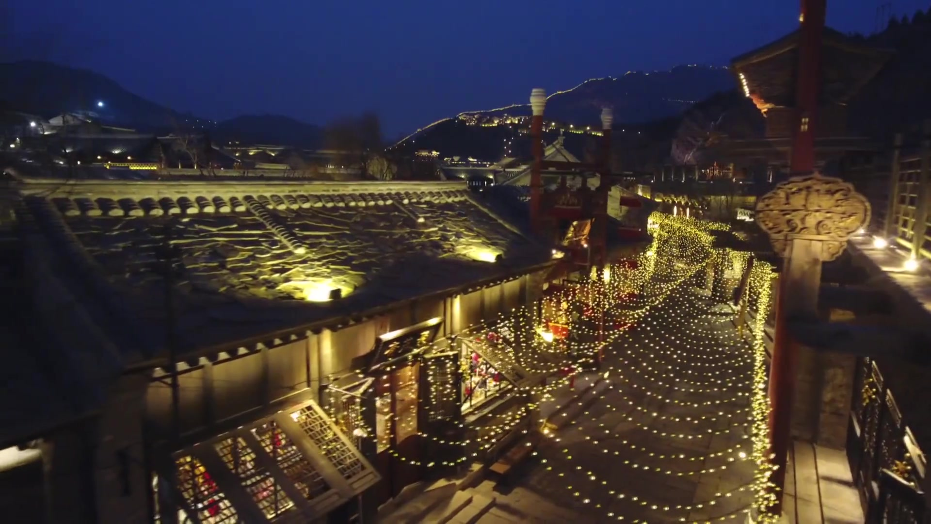 Celebrate Christmas at Gubei Water Town