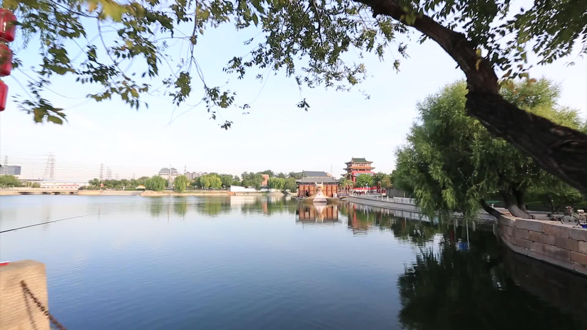 Лесопарк Великого канала в районе Тунчжоу