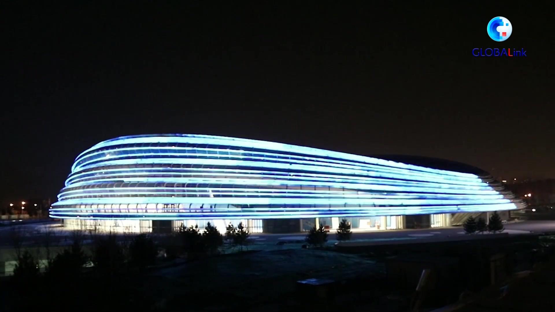 Олимпийские игры 2022 года в Пекине создают