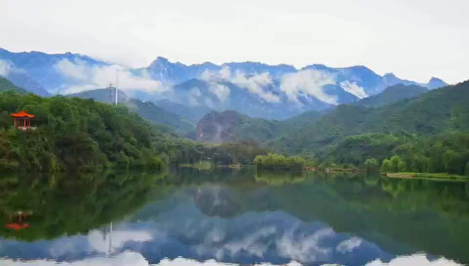 京郊仙境:玉渡山
