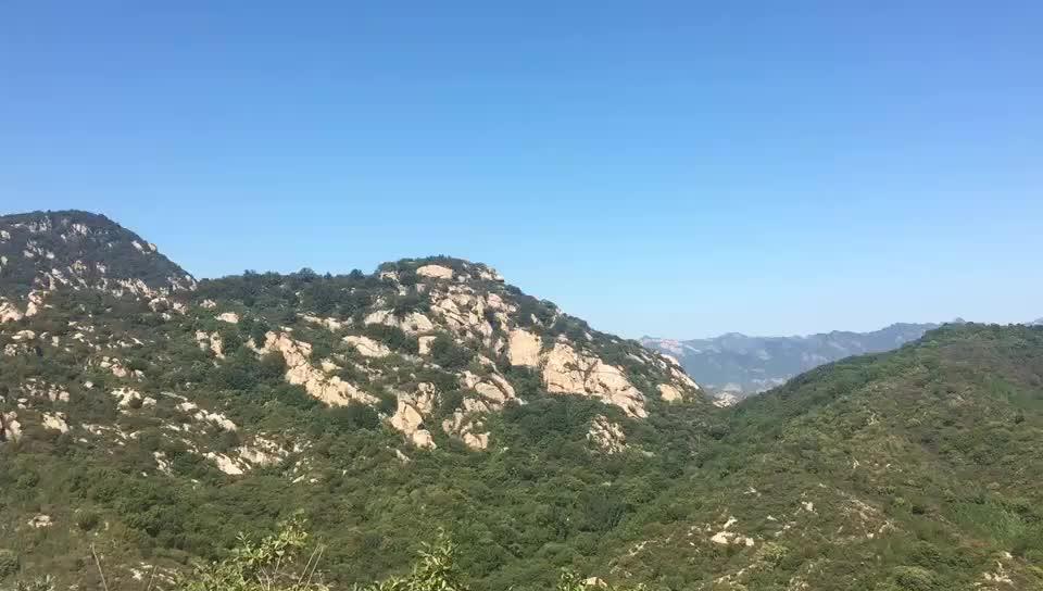 Гора Юньмэншань