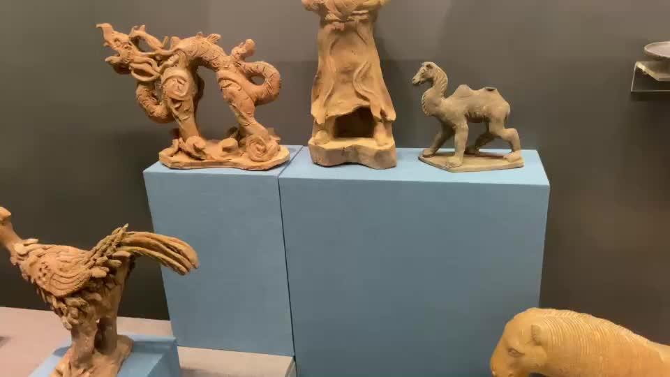 Выставка в Пекинском столичном музее(2)